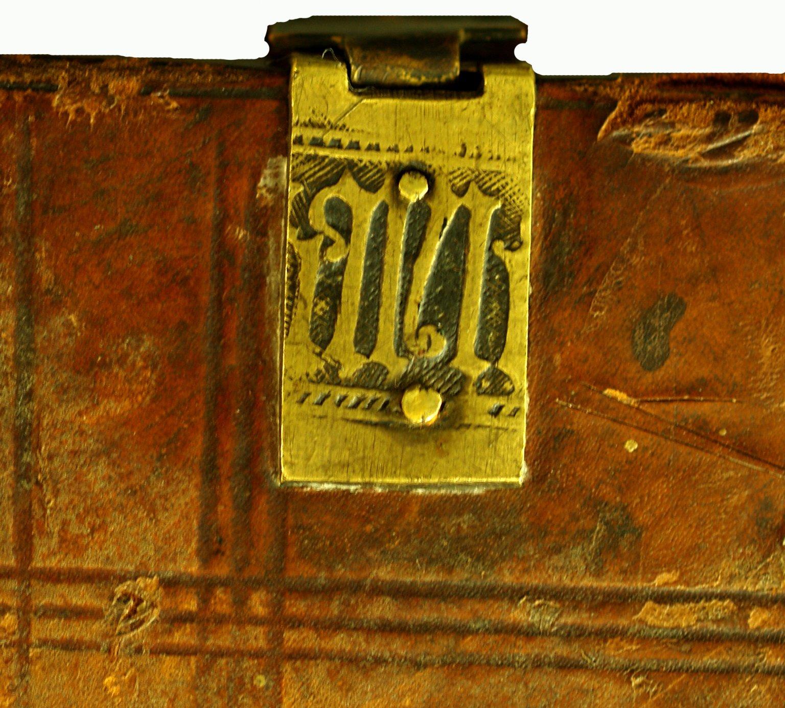 Clasp (detail), INC J467.