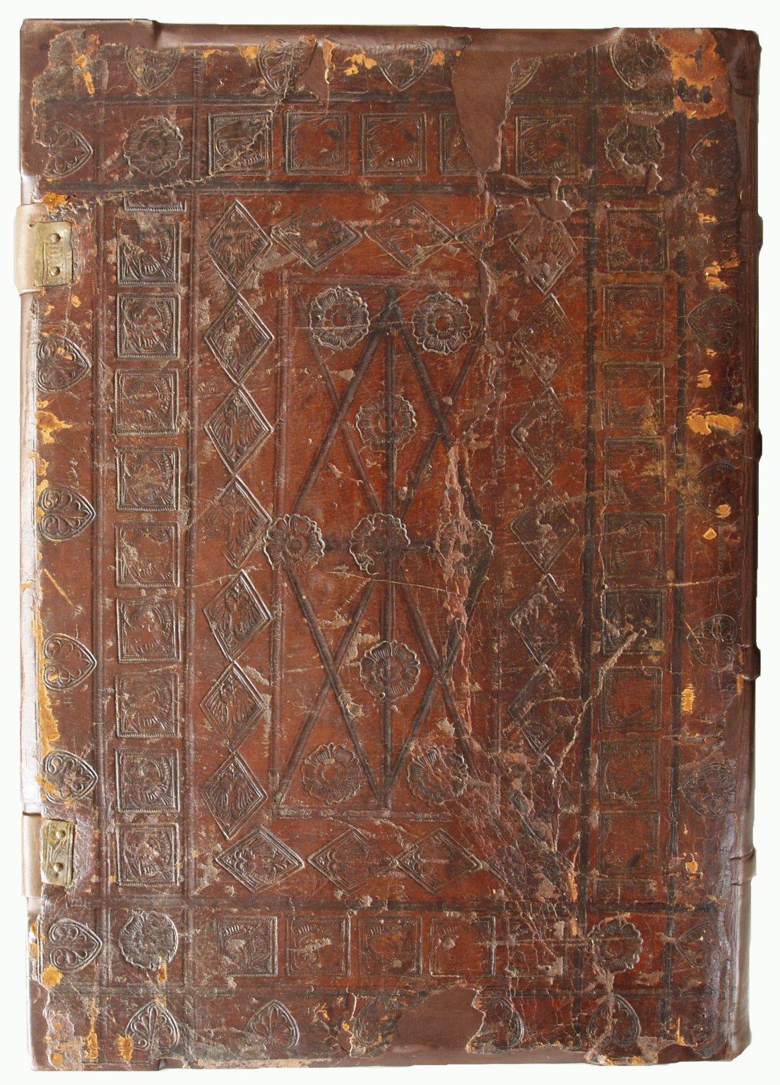 Back cover, INC R8 volume 1.