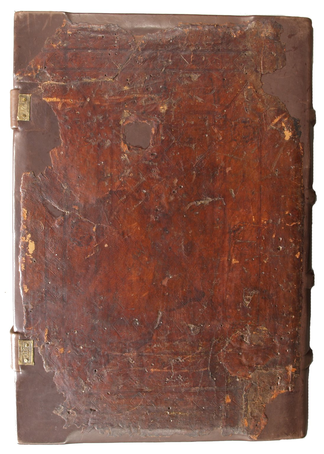 Back cover, INC R8 volume 2.