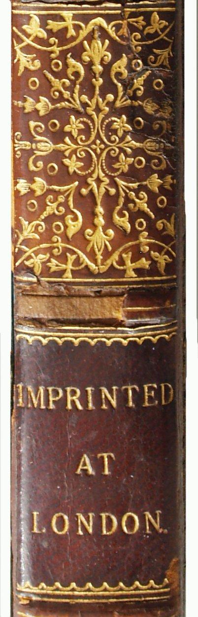 Spine detail, STC 3178 copy 3.