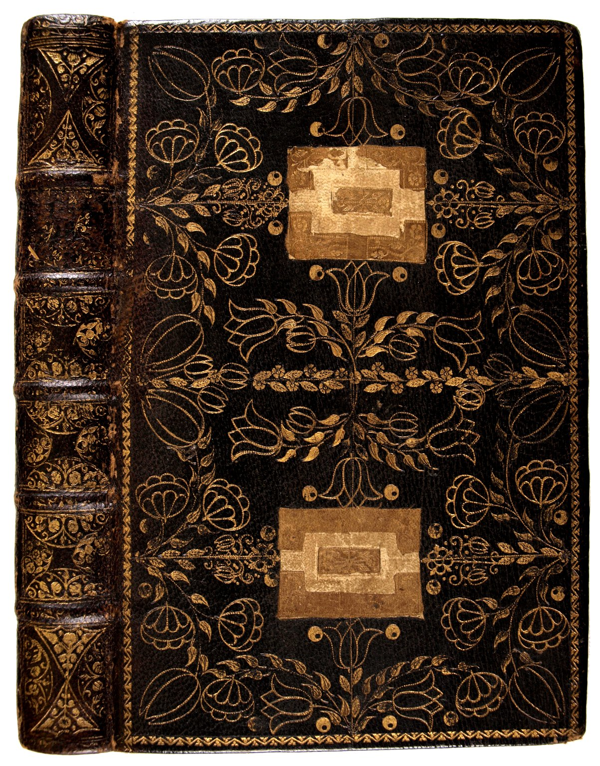 Front cover and spine, B2045.