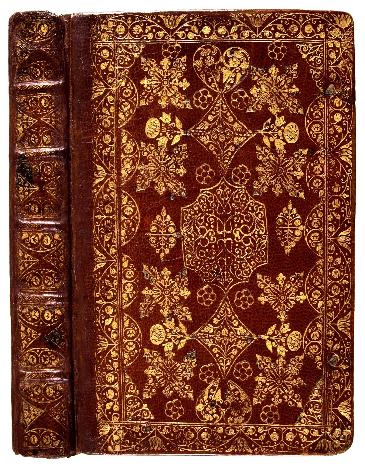 Front cover and spine, B3152.
