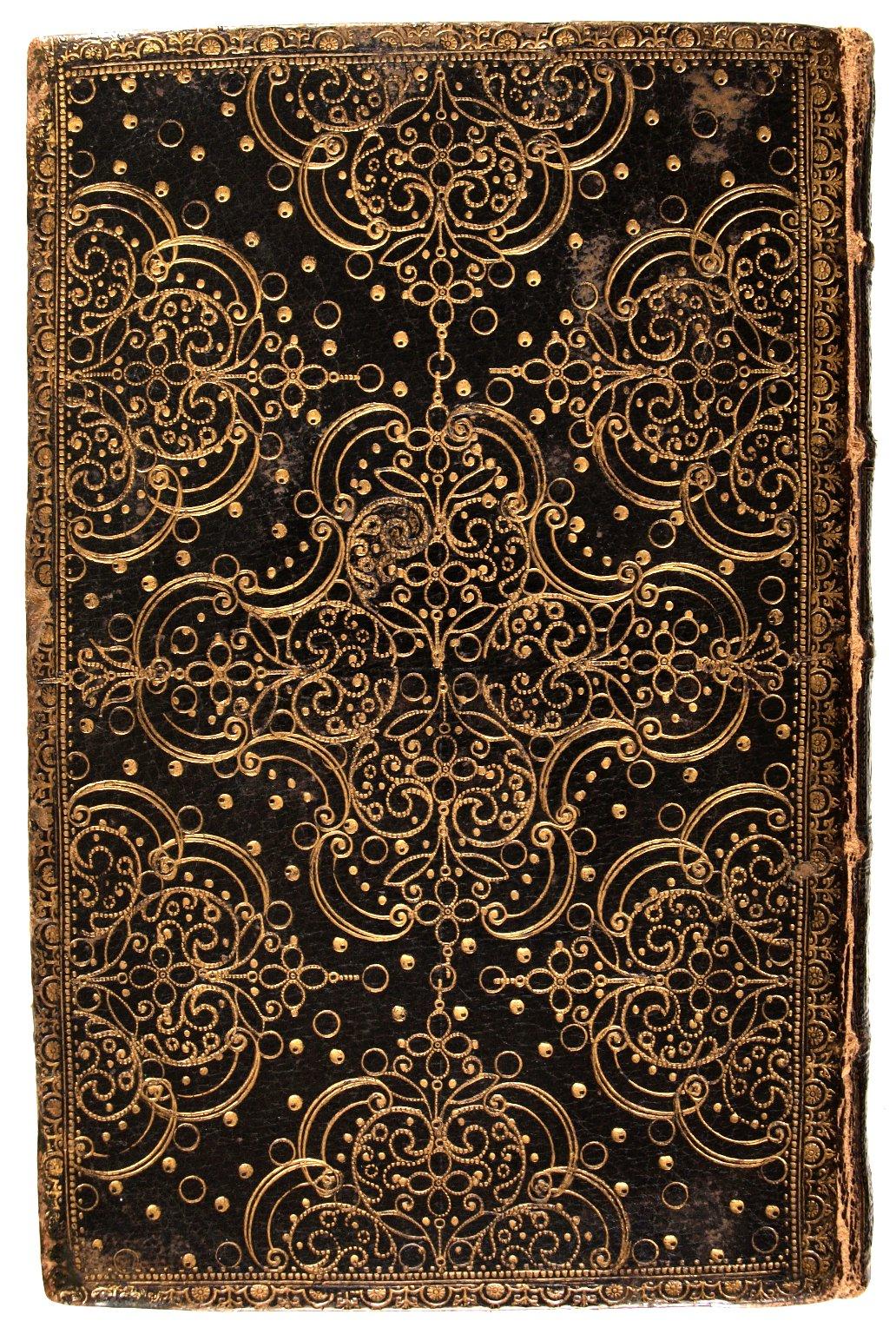Back cover, B3651.