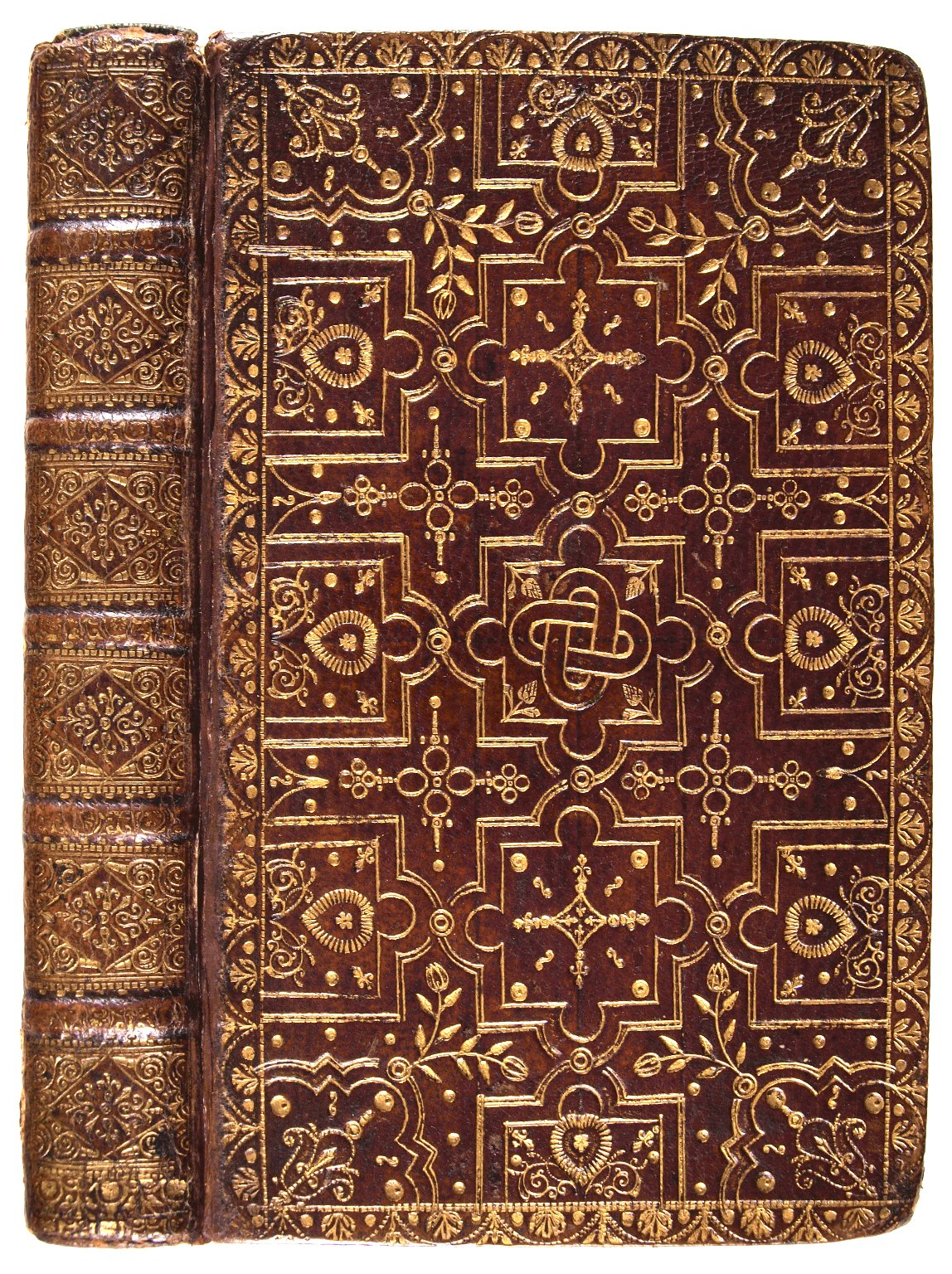 Front cover and spine, D2689.