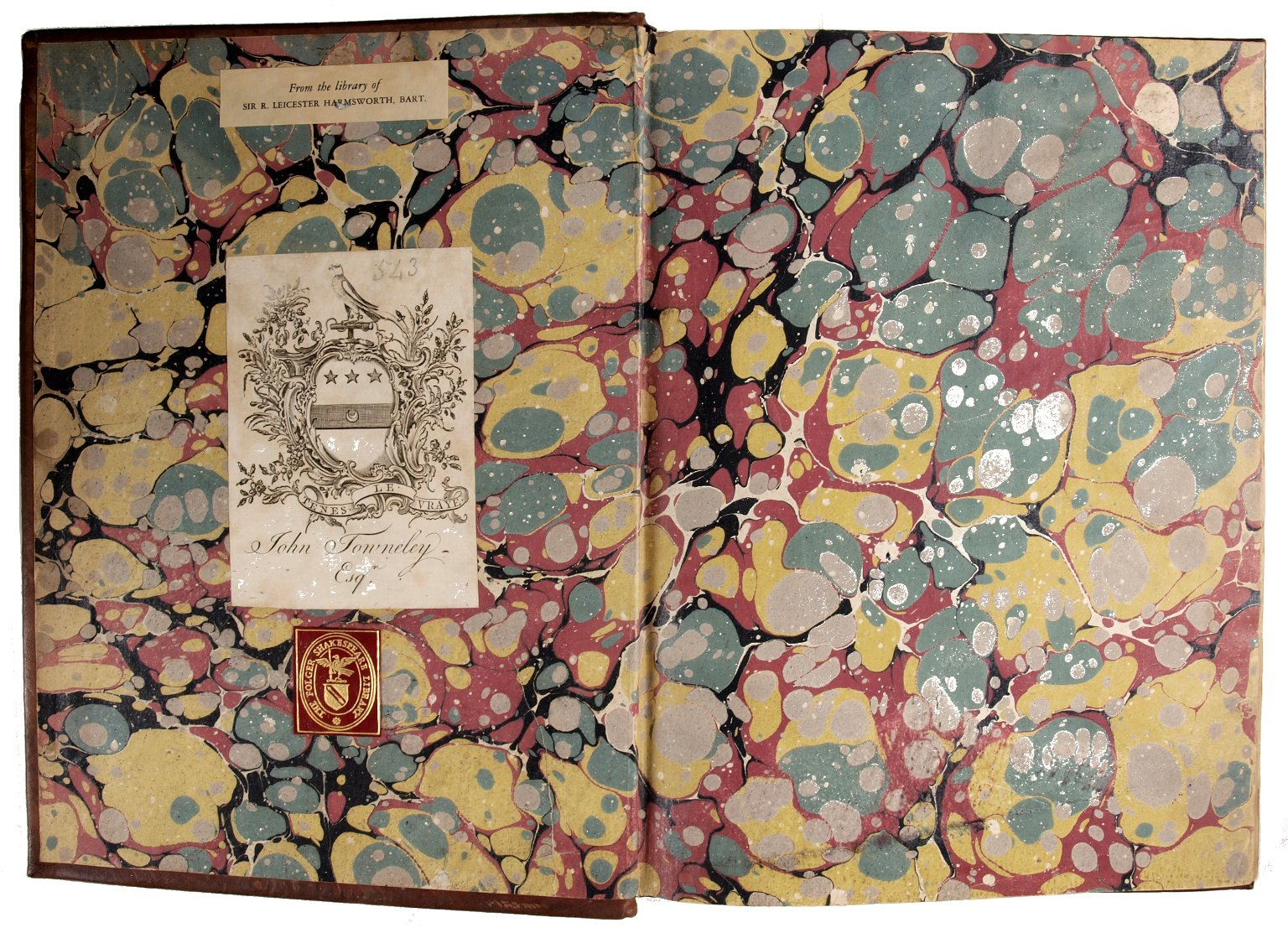 Endpapers, STC 5641.