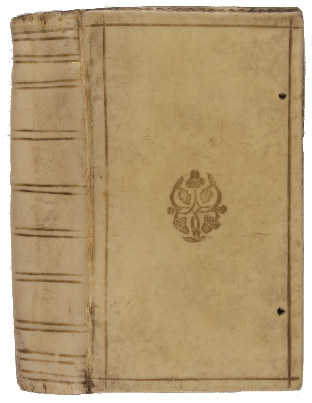 Front cover and spine, STC 10543 copy 1.