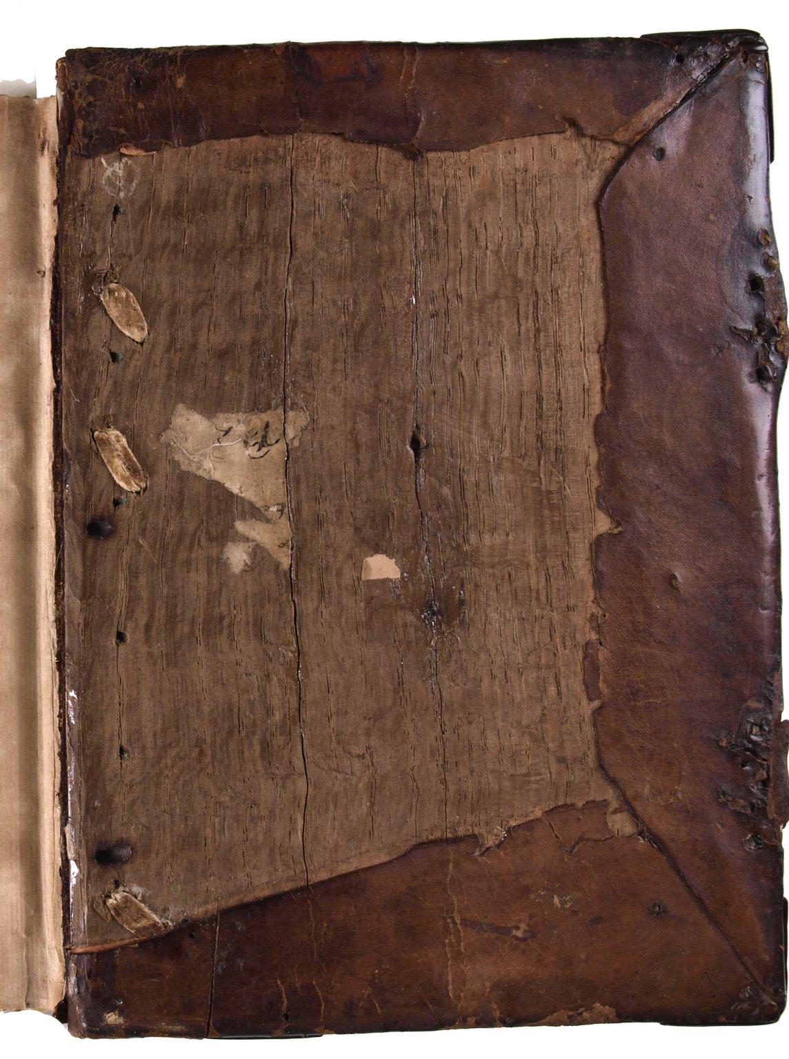 Inside back cover, STC 2114.