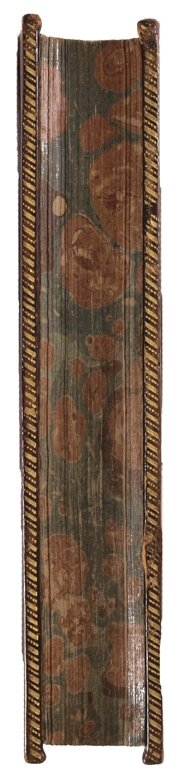 Fore-edge, STC 2211.