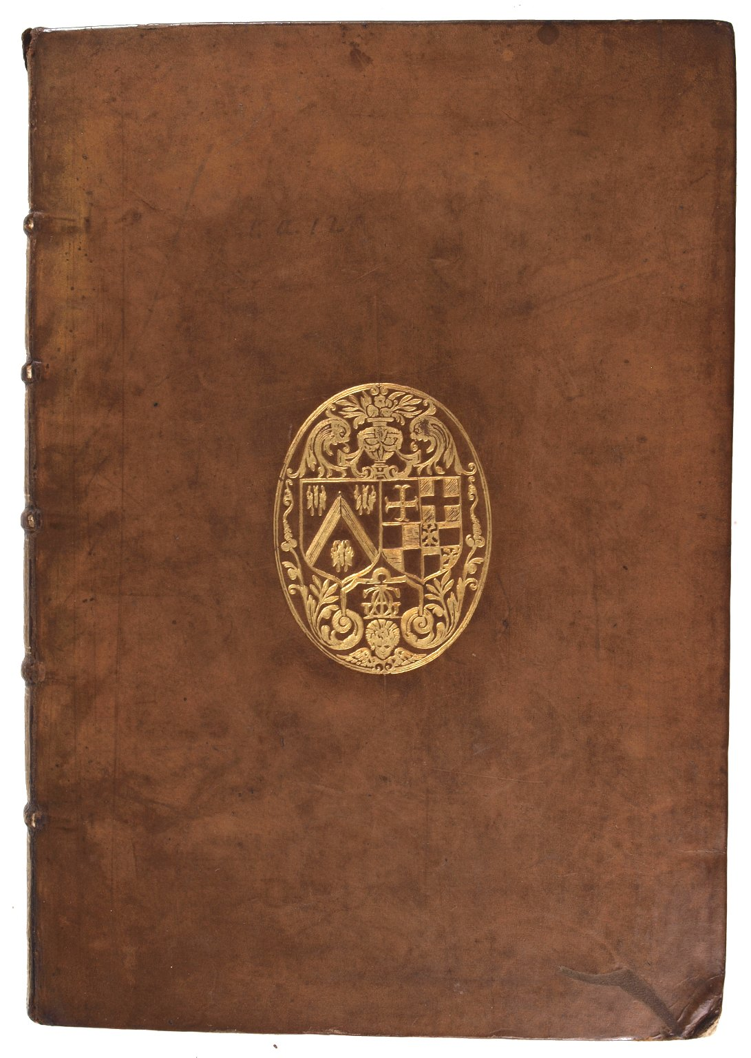 Front cover, STC 2369.