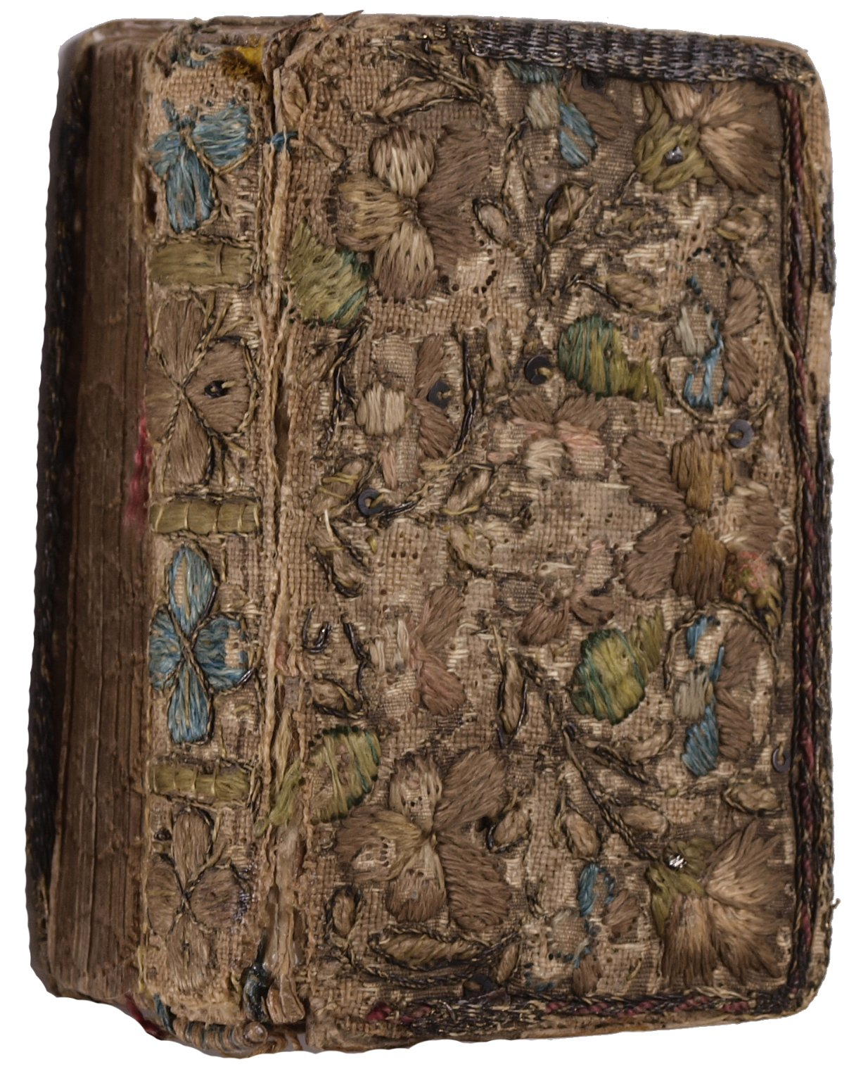 Front cover and spine, STC 2406.