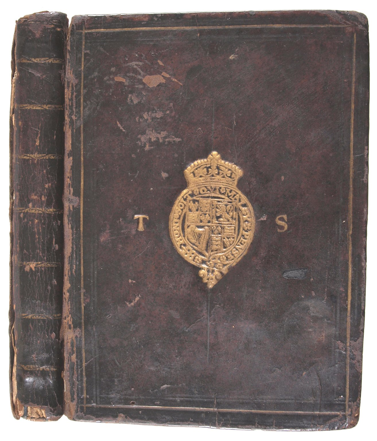 Front cover and spine, STC 6431 copy 2.