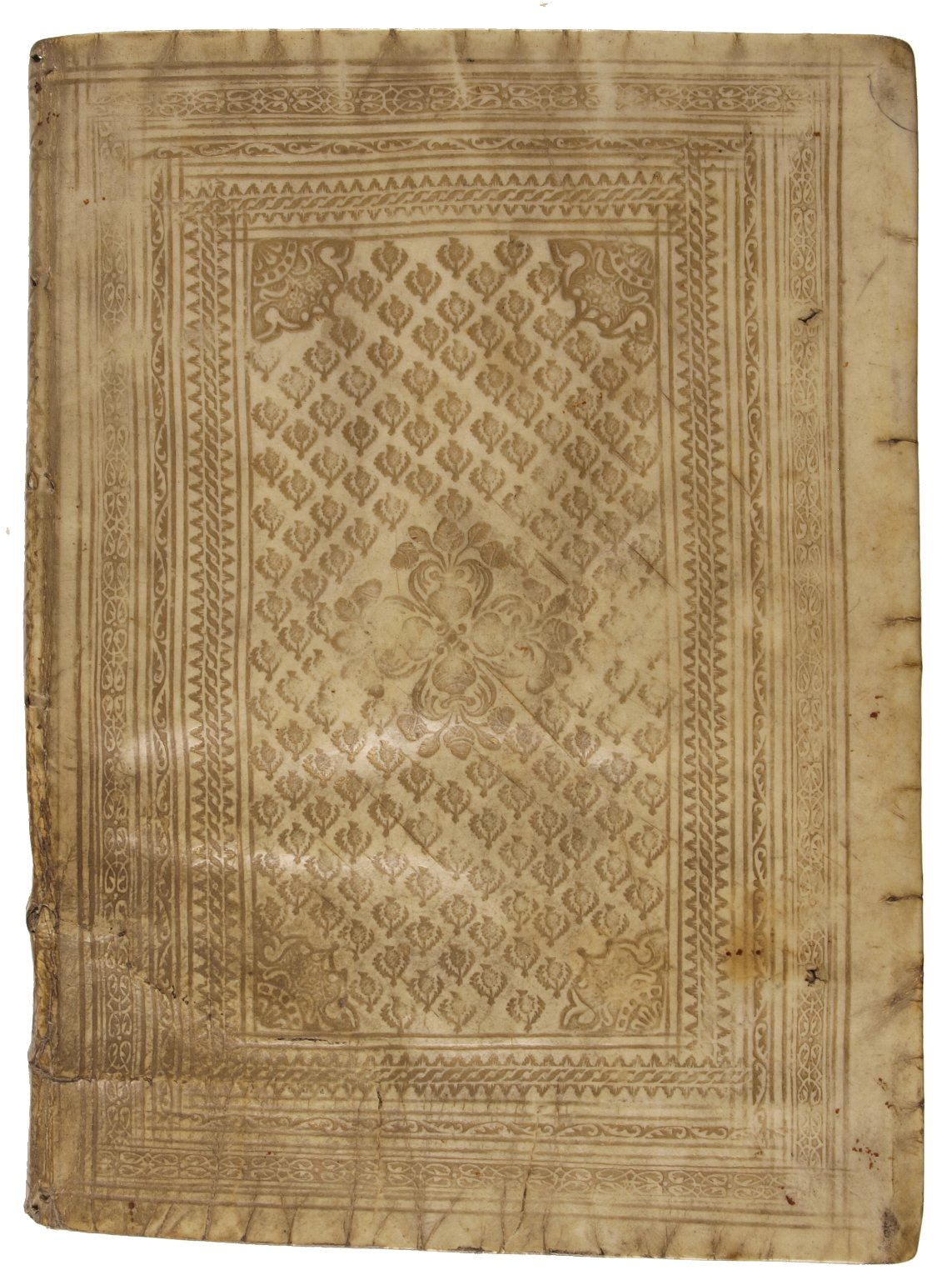 Front cover, STC 6432.
