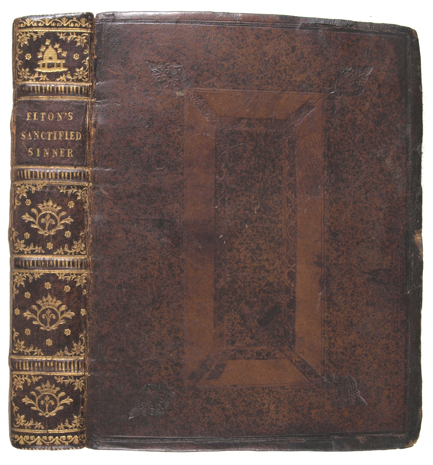 Front cover and spine, STC 7610.