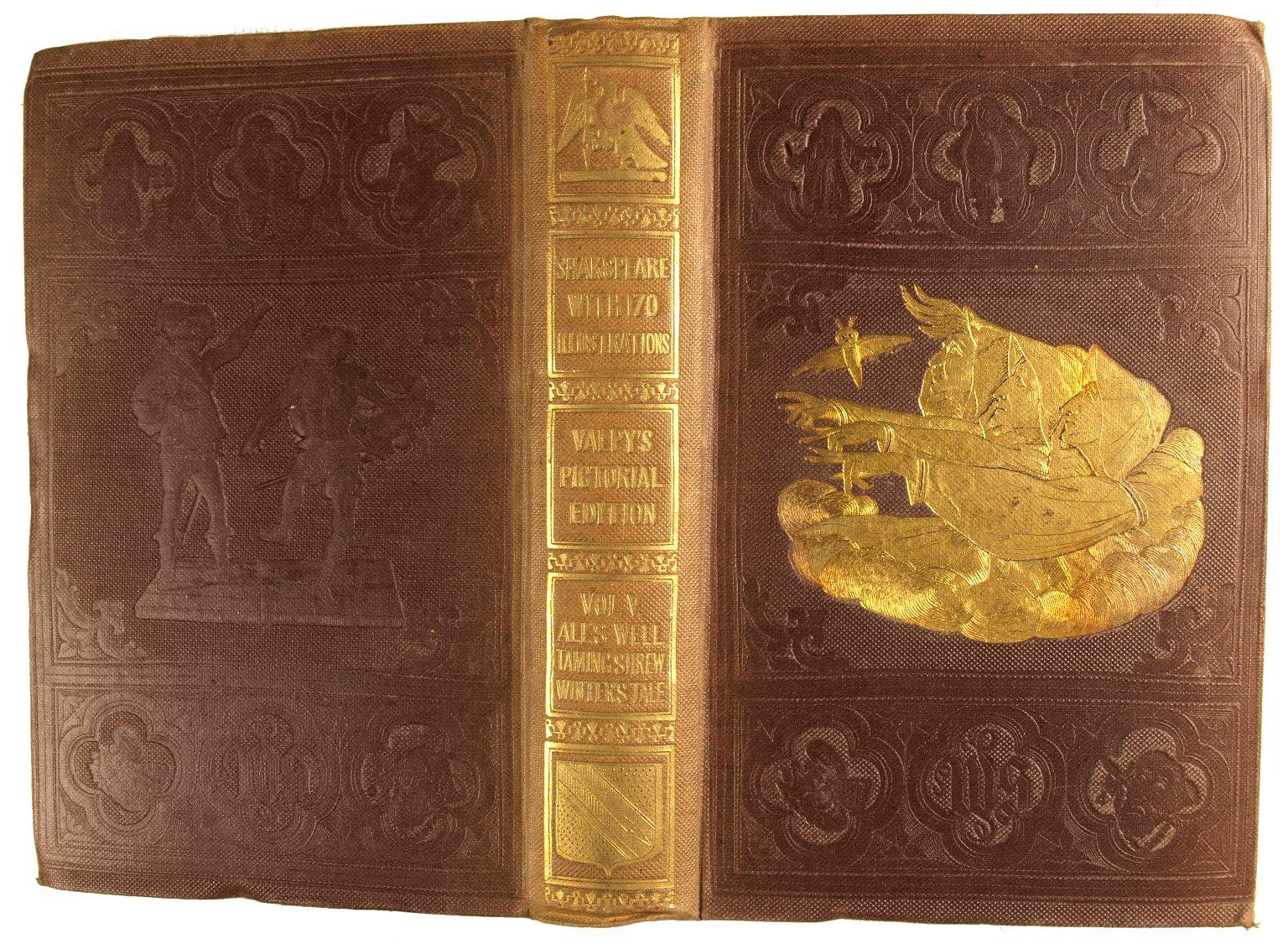 Open covers vol. 5, PR 2752 1848f Sh. Col.
