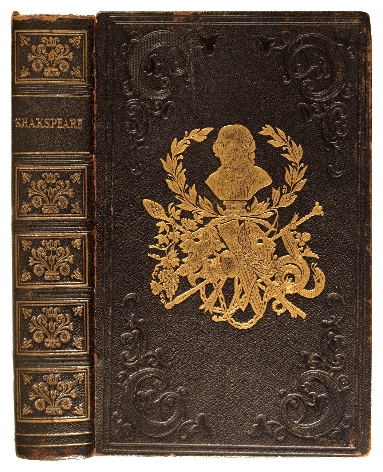 Front cover and spine, PR 2752 1849h copy 2.