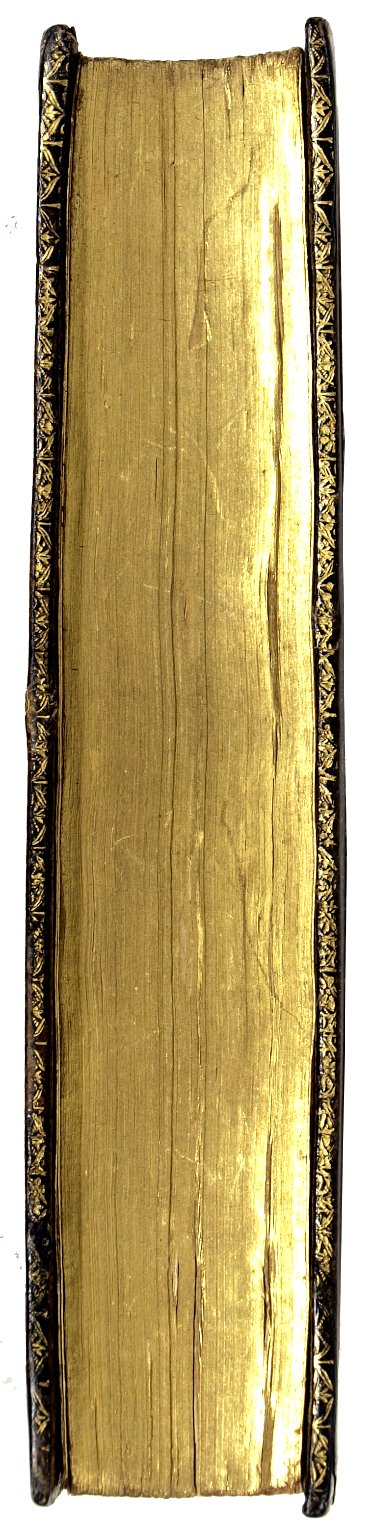 Fore edge, STC 22511.