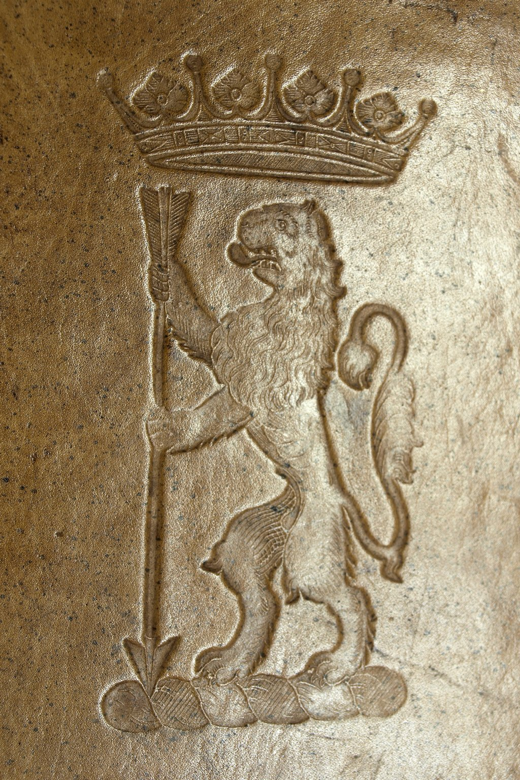 Coat of arms (detail), R1222 copy 2.
