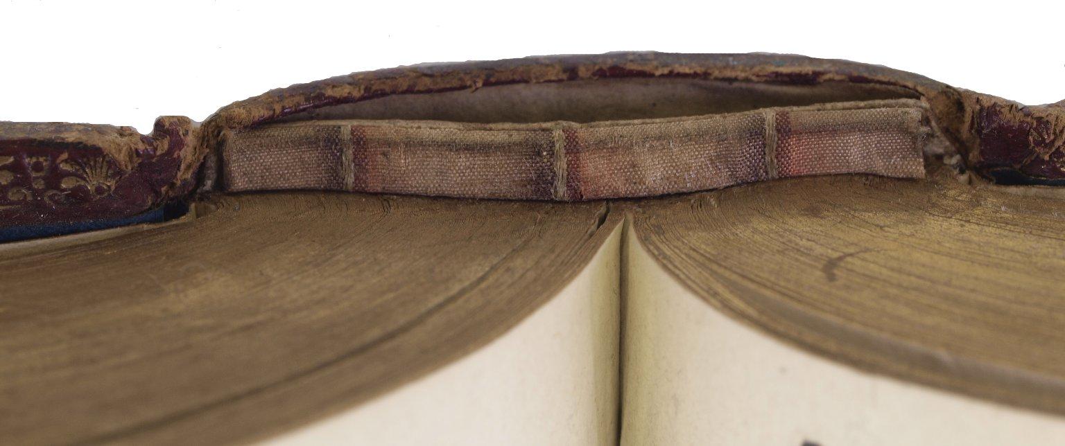 Headband, BX5145 A4 1791 cage.