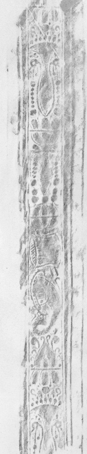 Decorative roll rubbing, 170- 372q.