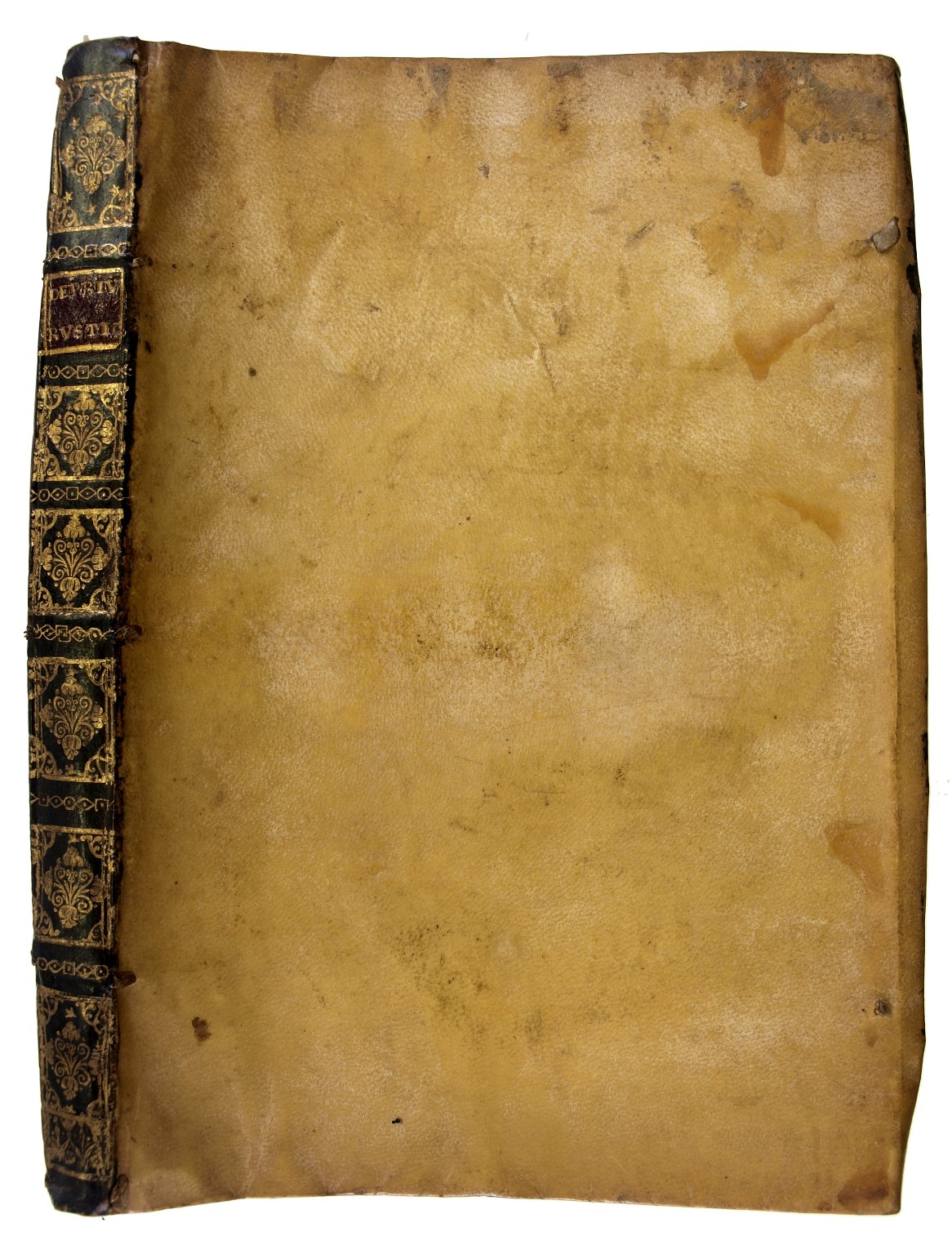 Front cover and spine, 178404.