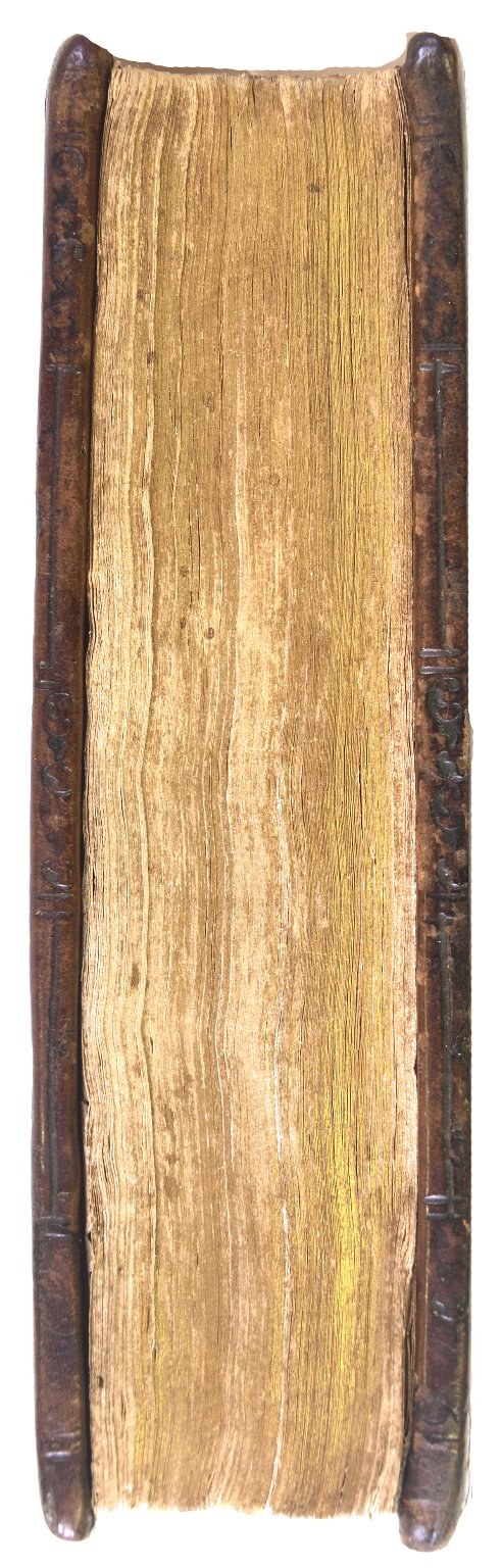 Fore-edge and board edge tooling, 190- 515q.