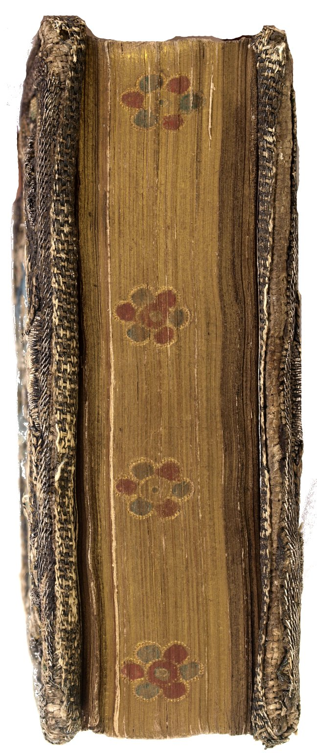 Fore-edge, 214243.2.