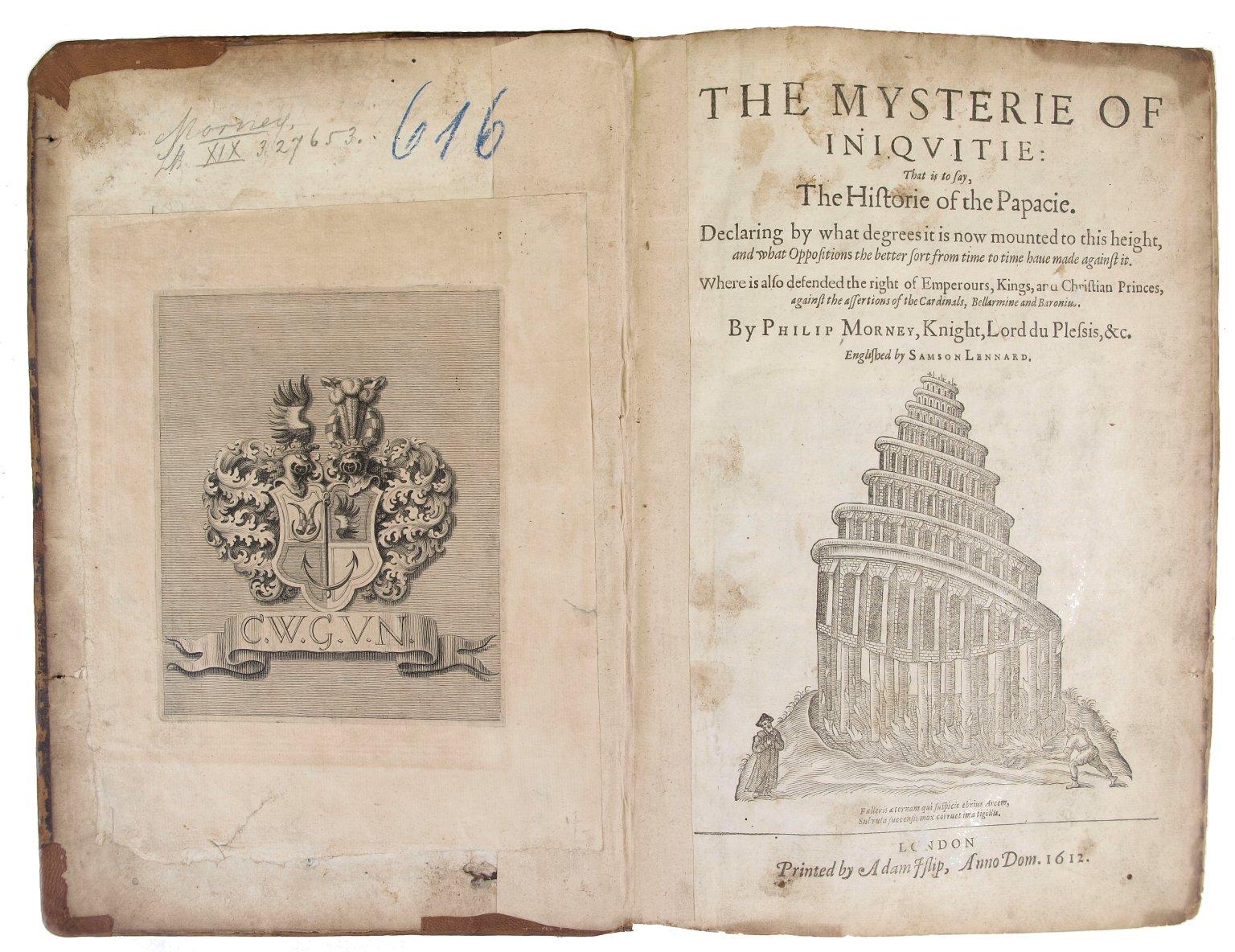 Title page, STC 18147 copy 3.