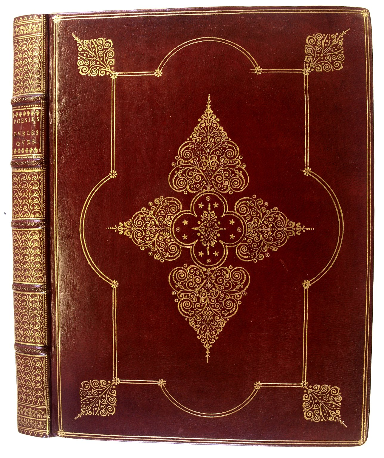 Front cover and spine, 221522.