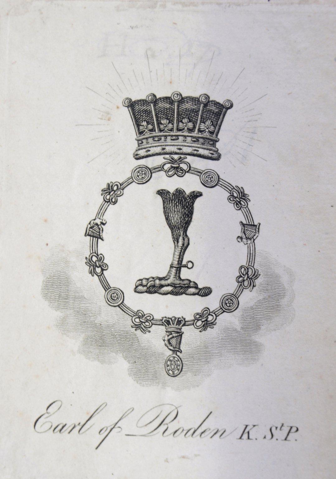 Ex libris inside front cover, 228- 337q.