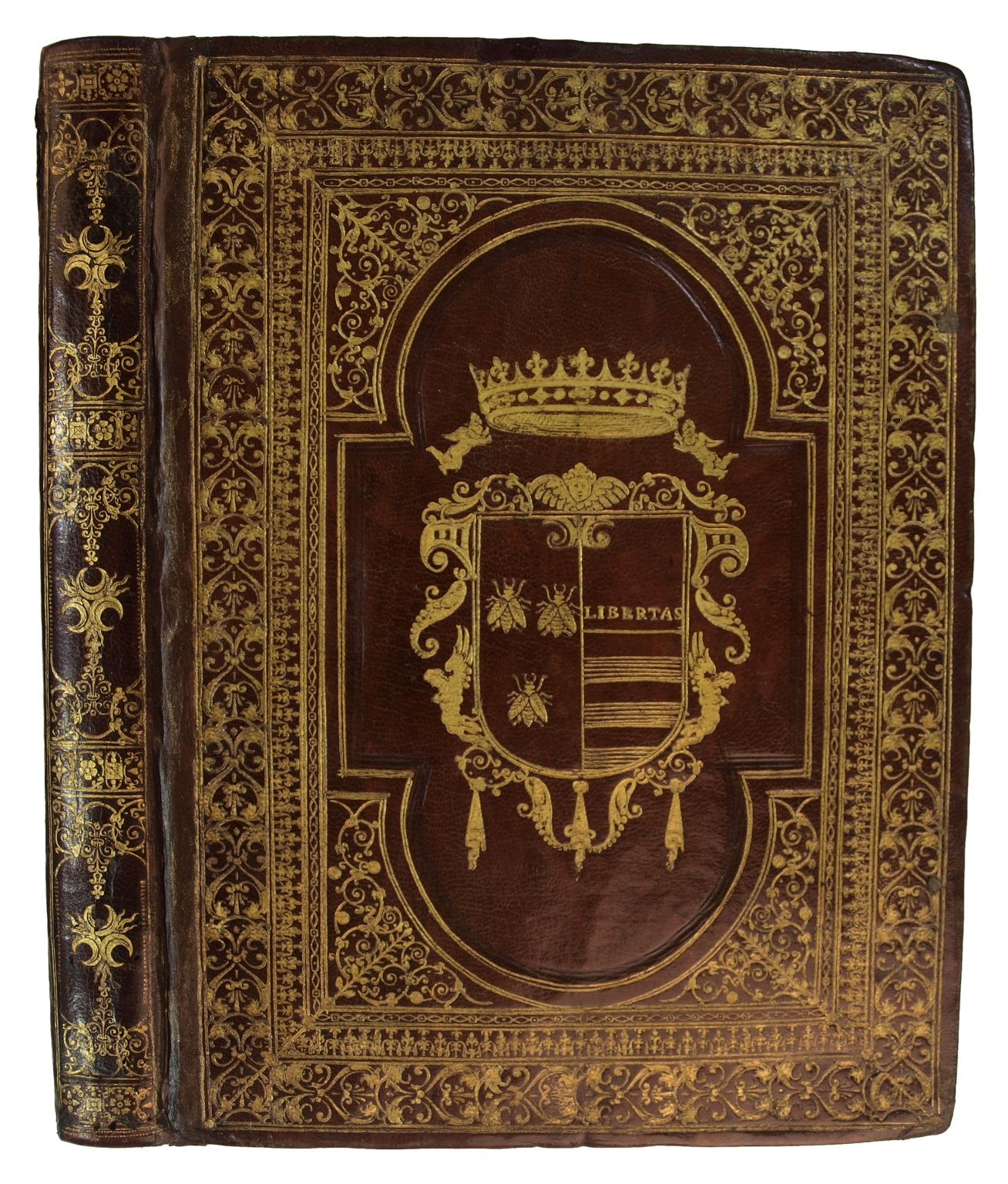 Front cover and spine, 182271.
