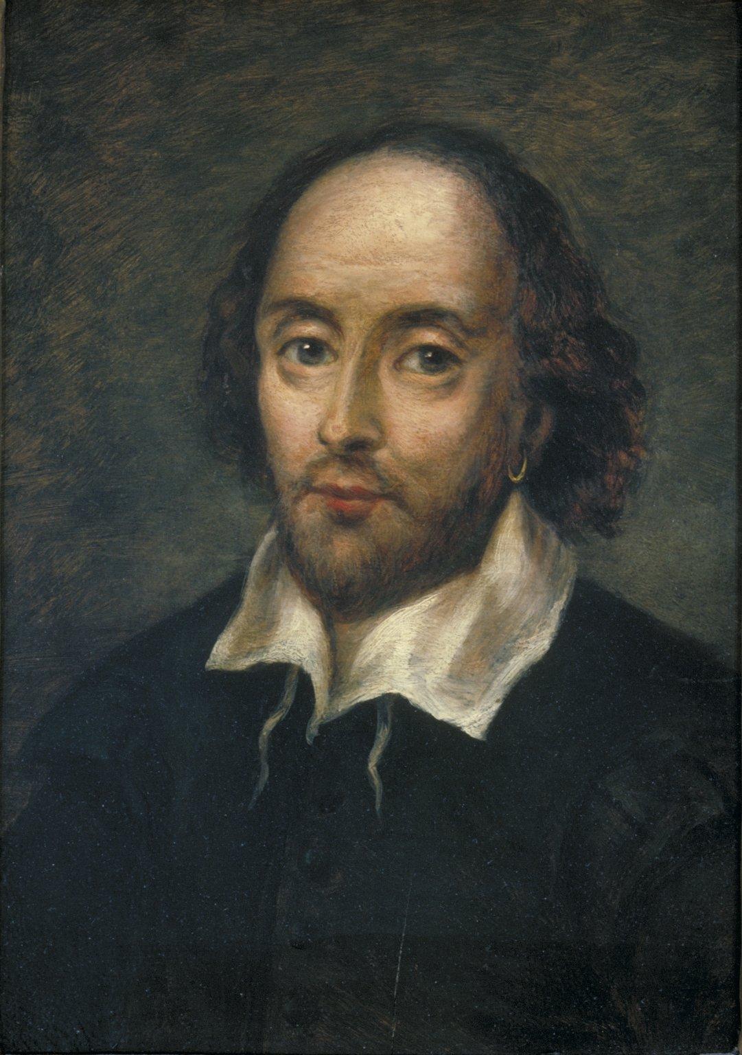 Palmer Portrait of Shakespeare