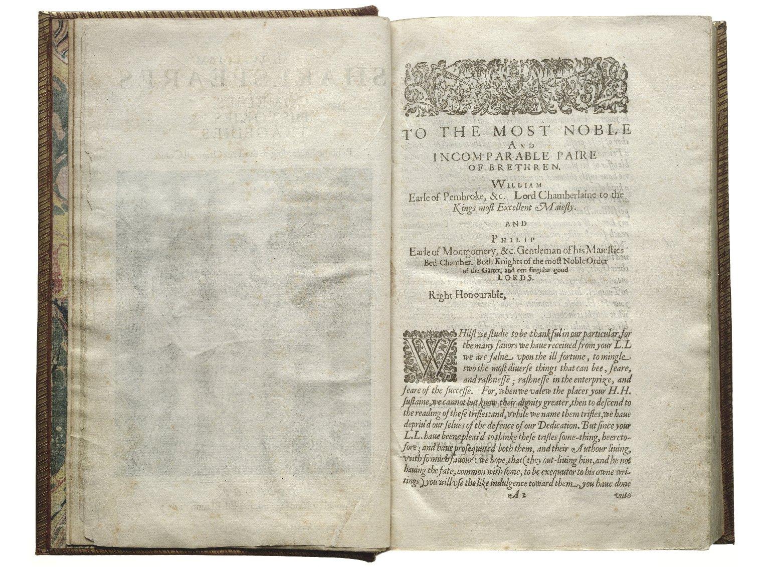 Mr. VVilliam Shakespeares comedies, histories, & tragedies