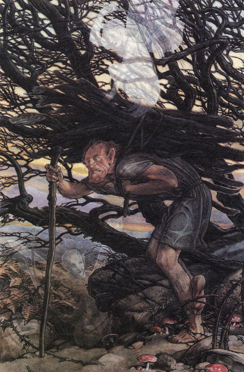 The tempest, Caliban, II, 2 [graphic] / Paul Woodroffe.