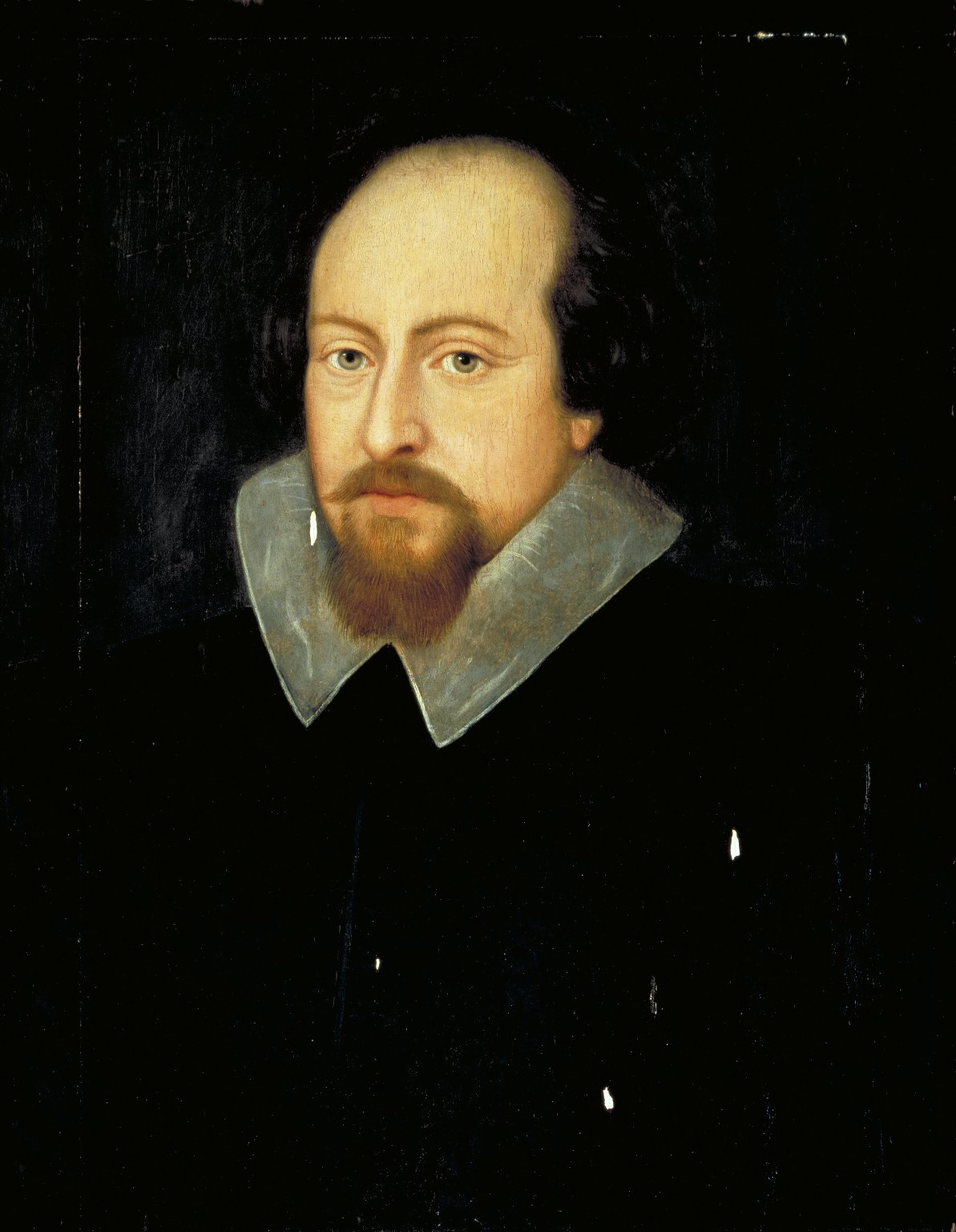 Unknown man (formerly identified as Shakespeare)