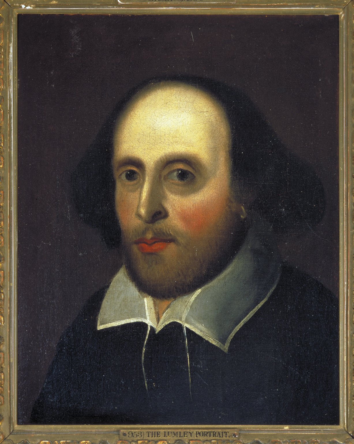 Lumley Portrait of Shakespeare