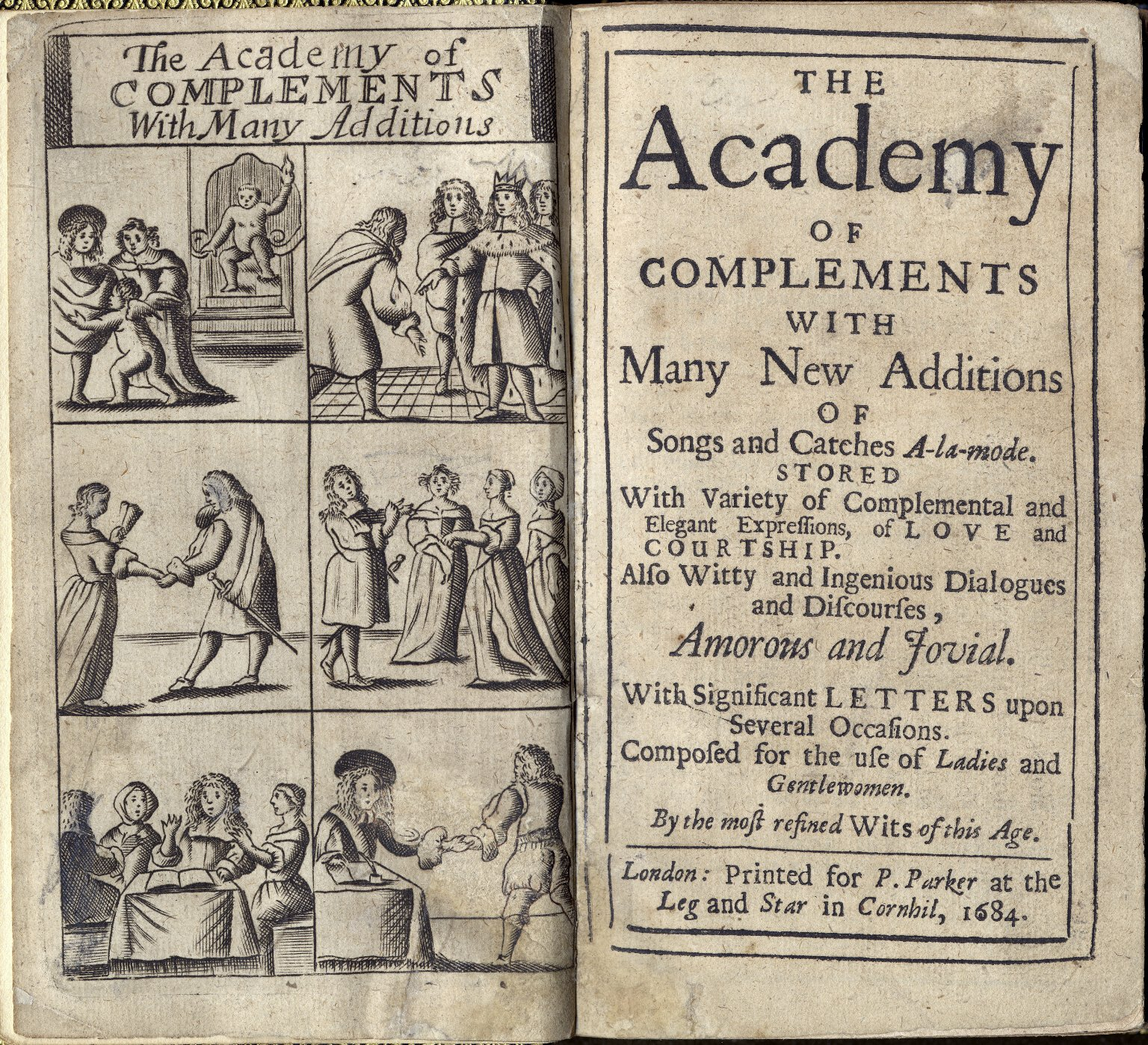 The academy of complements ...