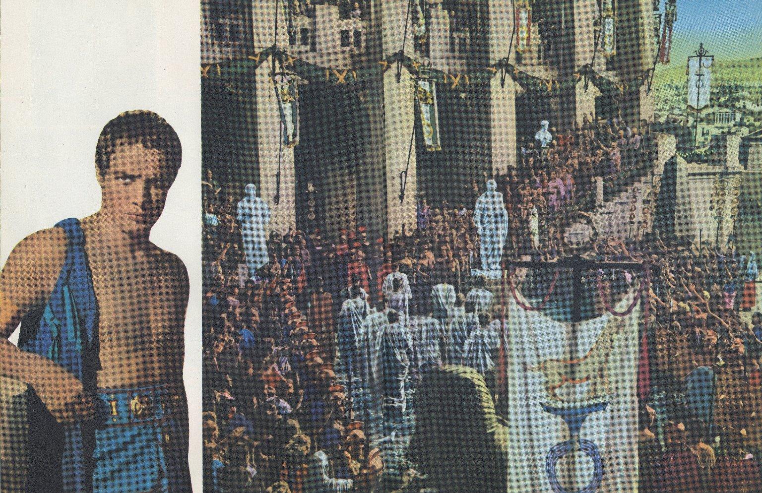 Julius Caesar. (Film) MGM Promotional Program