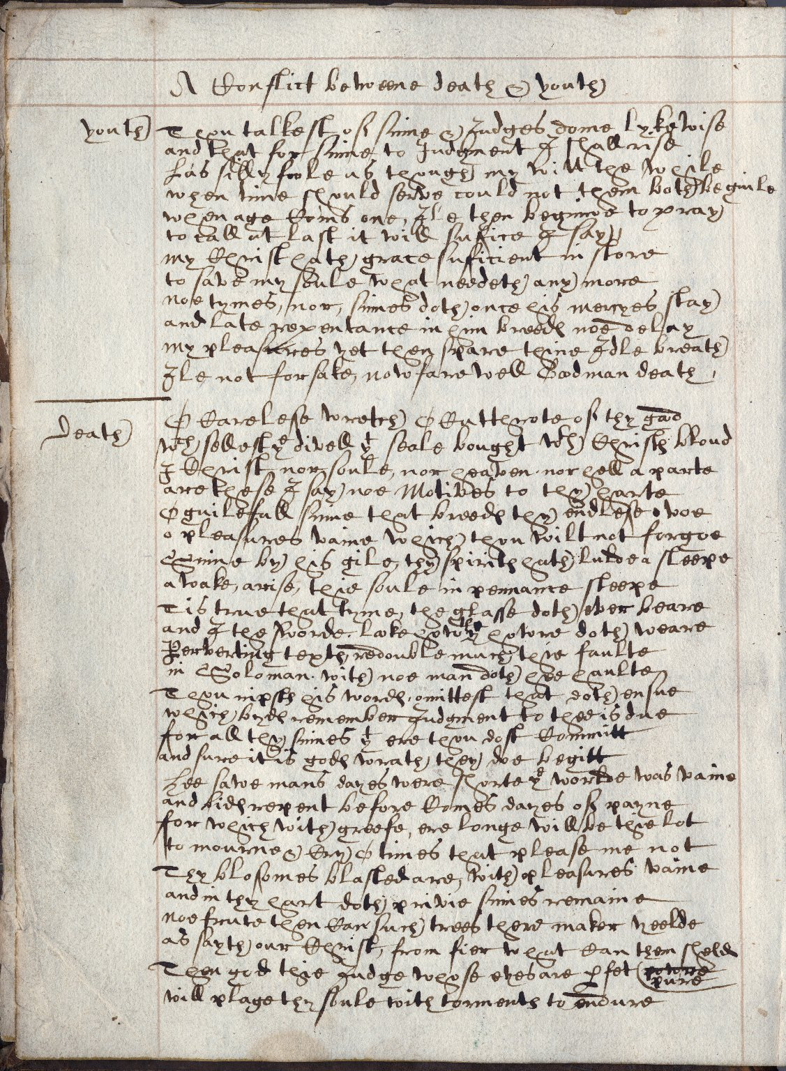 A Cambridge dramatic and poetical miscellany