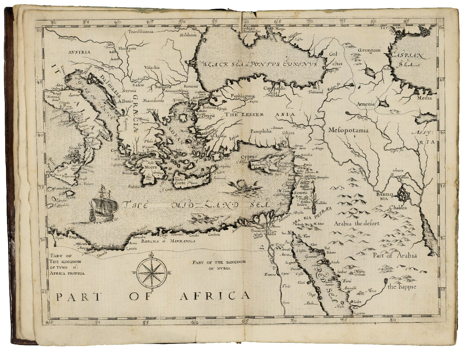 A relation of a iourney begun an: Dom: 1610. Foure bookes. Containing a description of the Turkish Empire, of Ægypt, of the Holy Land, of the remote parts of Italy, and ilands adioyning.
