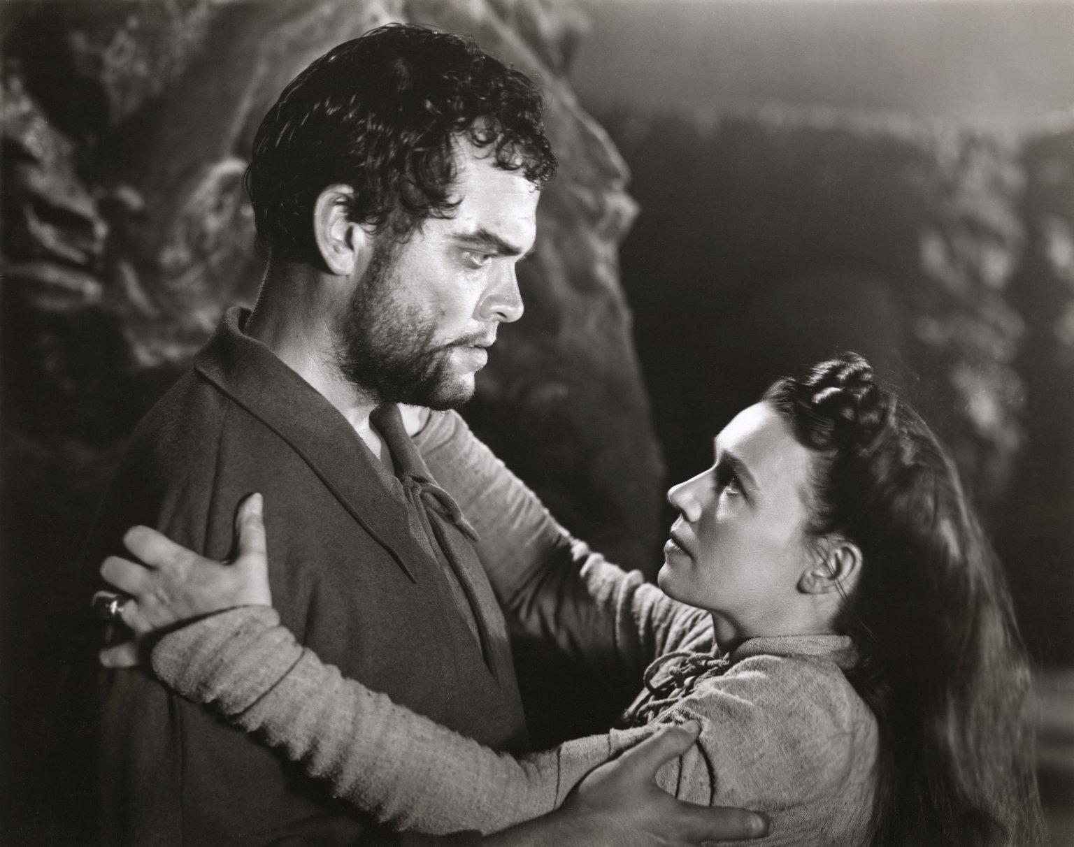 Orson Welles as Macbeth in Macbeth
