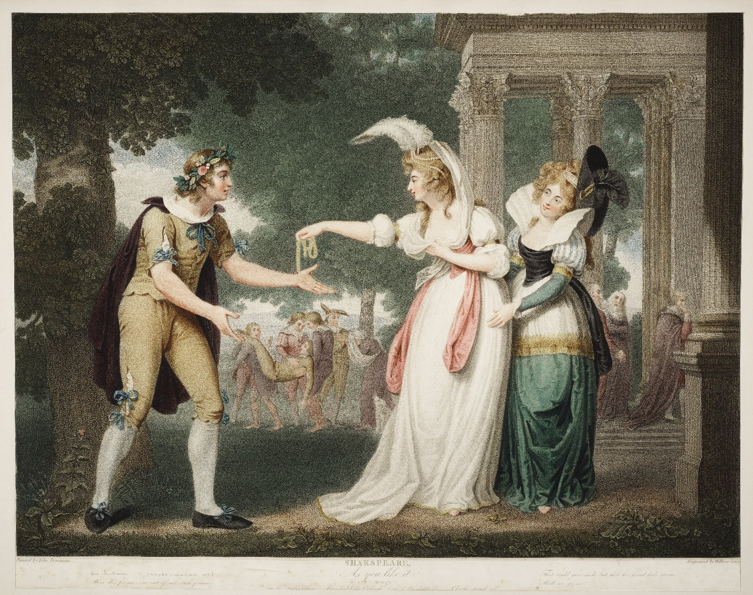 As You Like It, Act 1, scene 2