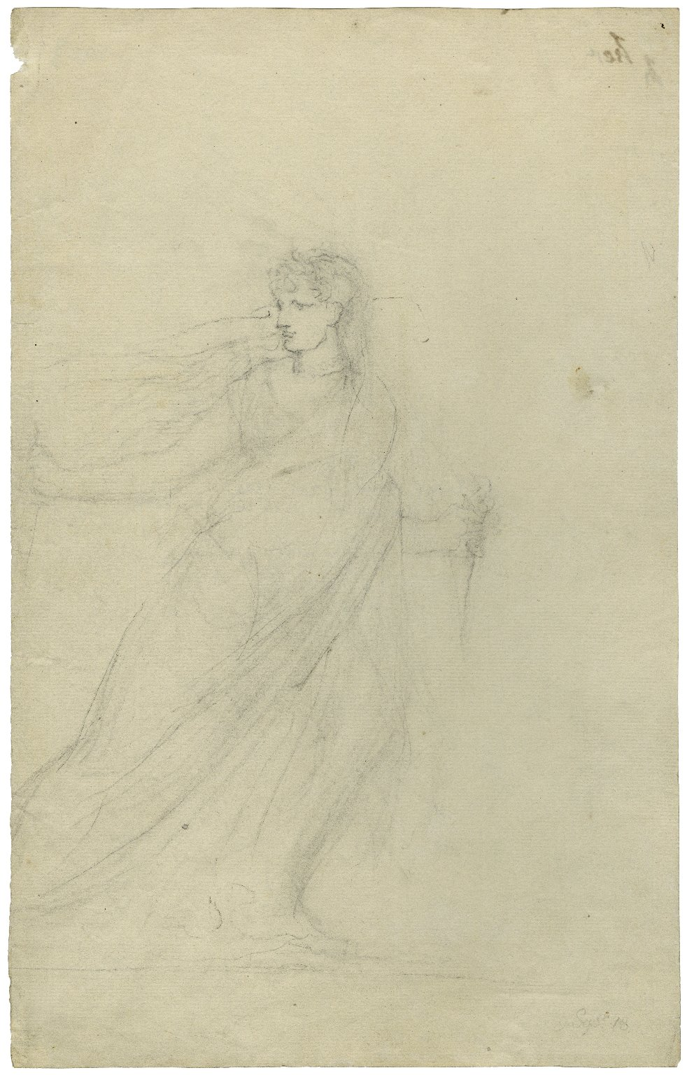 [Lady Macbeth with the dagger] [graphic] / [Henry Fuseli]