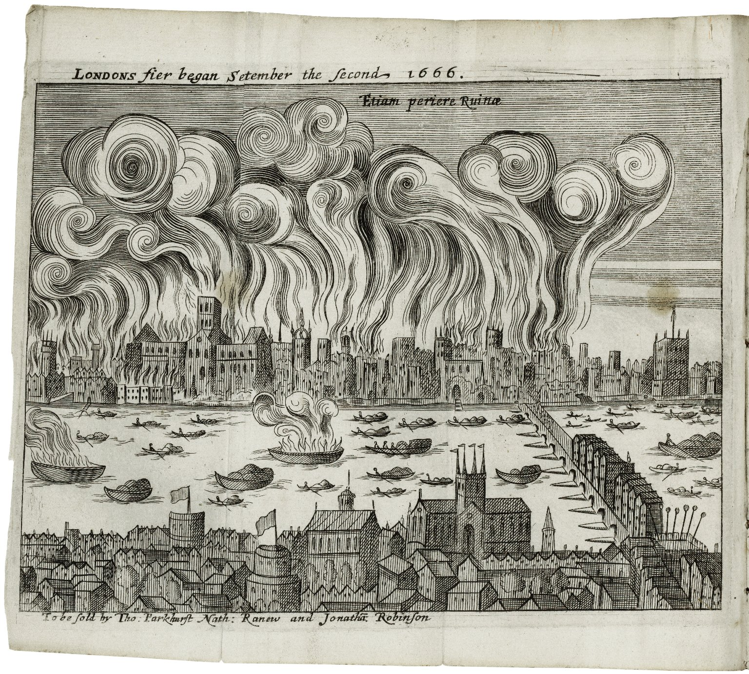 Shilhavtiyah or, The burning of London in the year 1666…