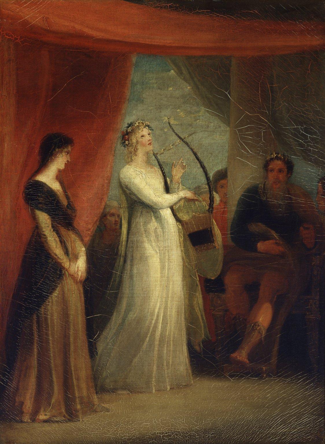 Marina Singing Before Pericles