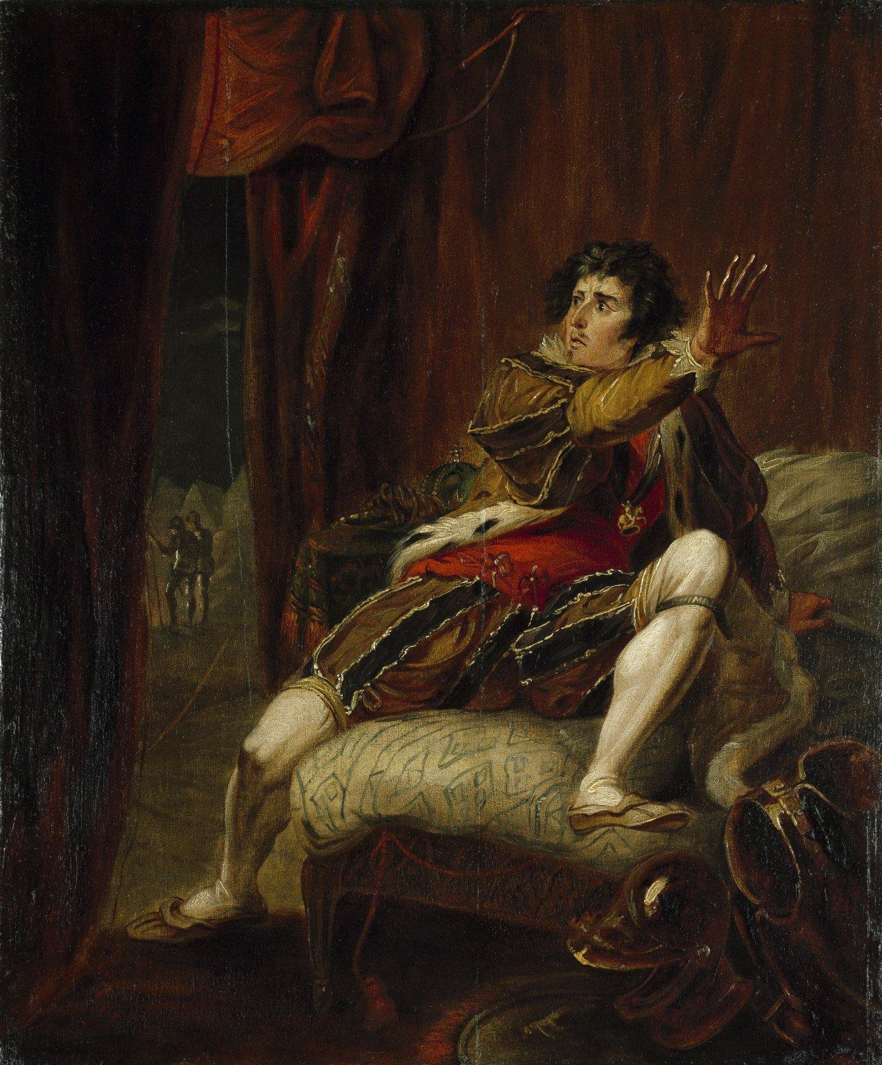 John Philip Kemble as Richard III