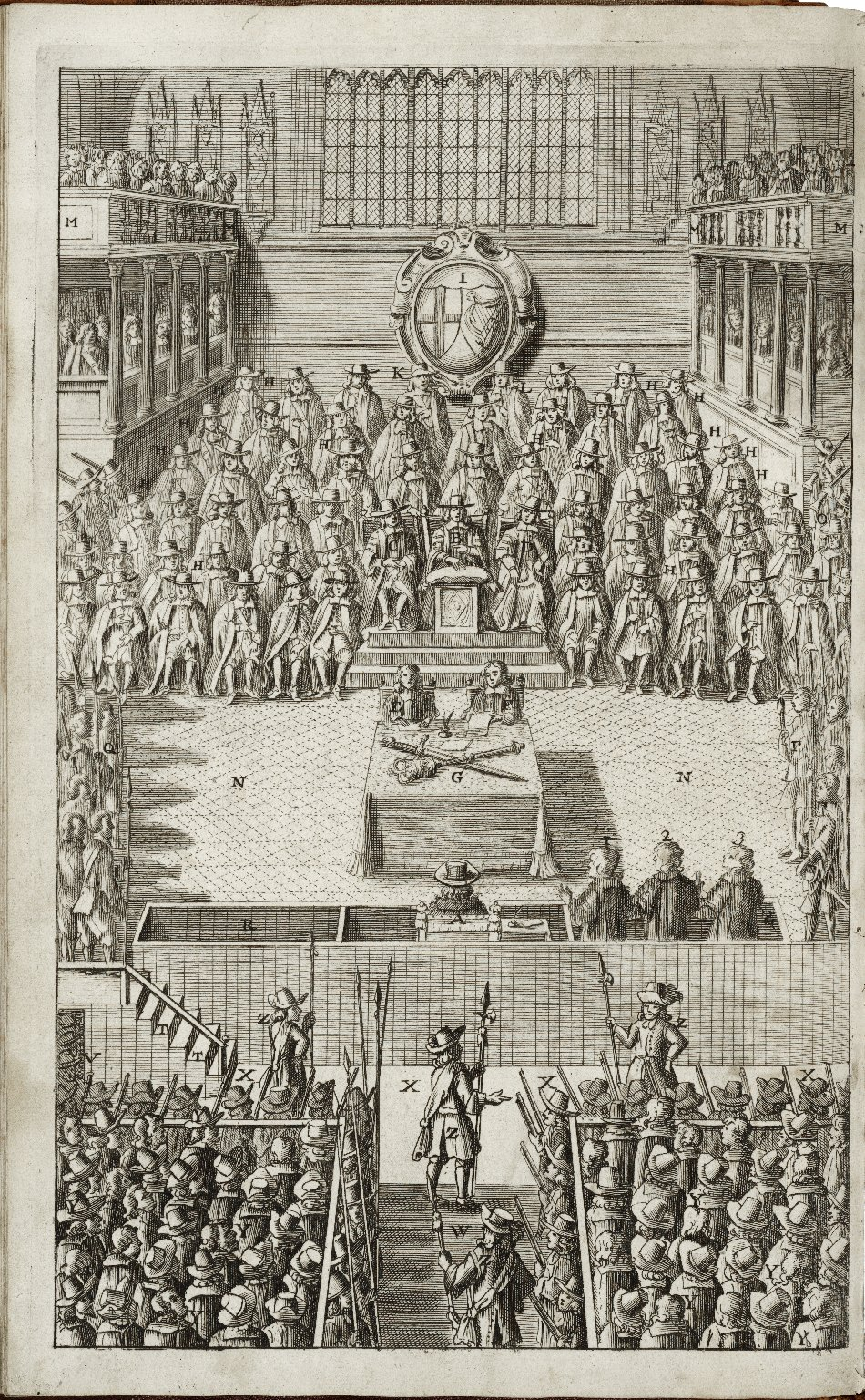 A true copy of the journal of the High Court of Justice, for the tryal of K. Charles I. As it was read in the House of Commons, and attested under the hand of Phelps, clerk to that infamous court...