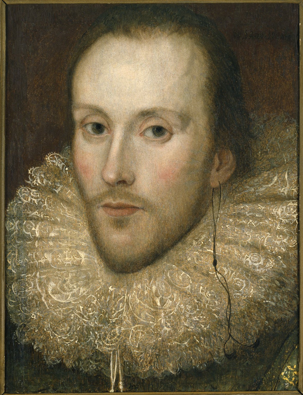 Portrait of an unknown man (the Zuccaro Shakespeare)
