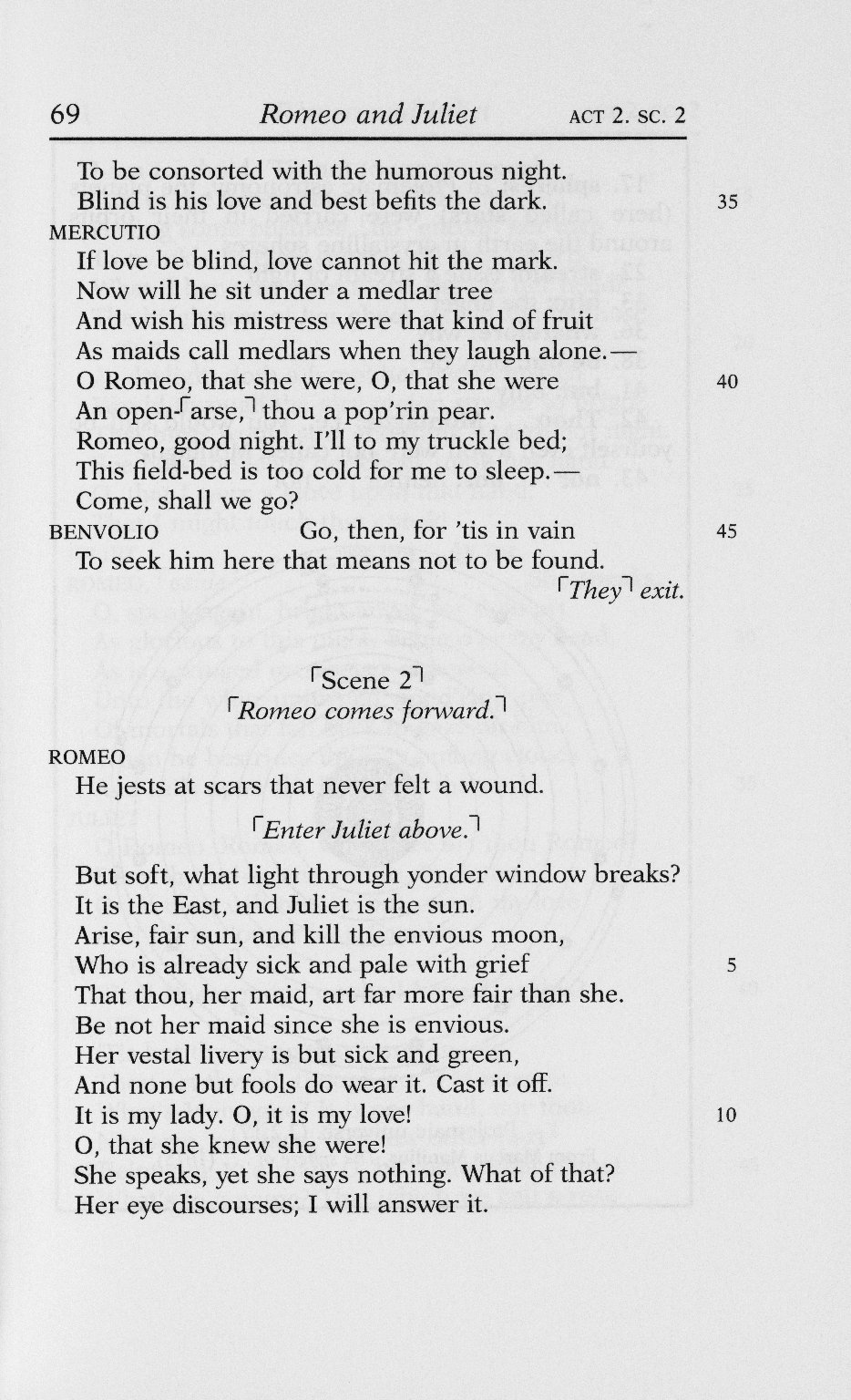 The tragedy of Romeo and Juliet / by William Shakespeare ; edited by Barbara A. Mowat and .