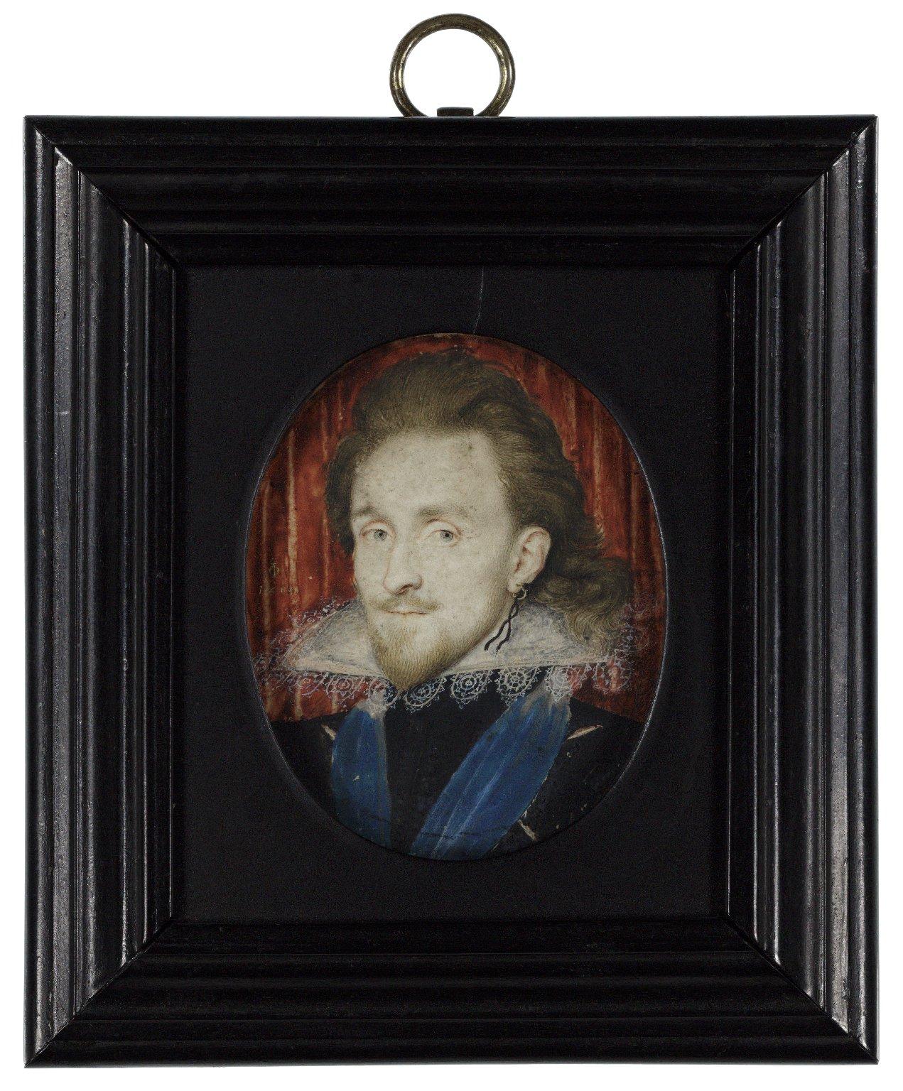 Philip Herbert, Fourth Earl of Pembroke [graphic] / IO [monogram]