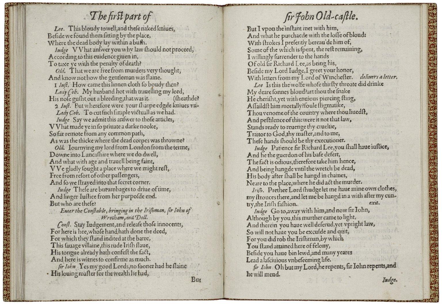 Sir John Oldcastle.